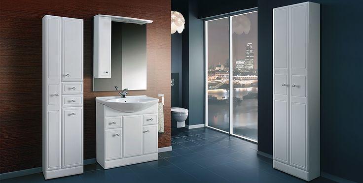 Купить комплект мебели для ванной комнаты от компании «Белюкс» Белюкс.BY Мебель для ванной комнаты