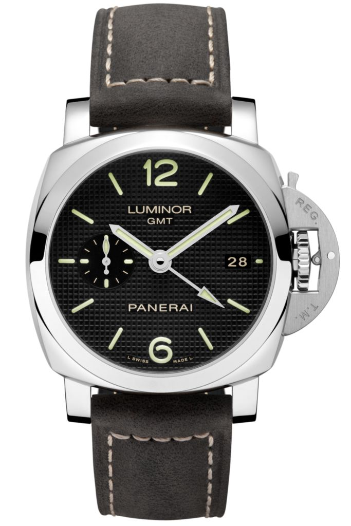 Luminor 1950 3 Days GMT Automatic Acciaio - 42mm PAM00535 - Collection Luminor 1950 - Officine Panerai Watches