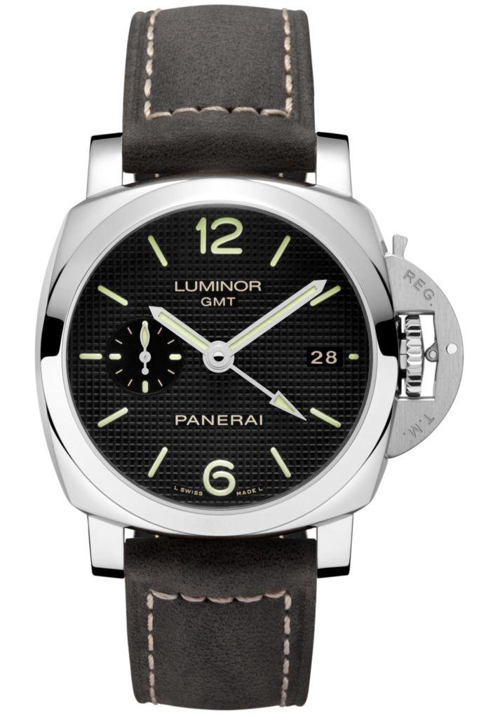Luminor 1950 3 Days GMT Automatic Acciaio - 42mm PAM00535 - Collection Luminor 1950 - Officine Panerai Watches