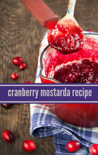 Giada De Laurentiis shared her Cranberry Prosecco Mostarda Recipe as part of Today Show's Thanksgiving menu. http://www.recapo.com/today-show/today-show-recipes/today-show-giadas-cranberry-prosecco-mostarda-recipe-turkey-gravy/