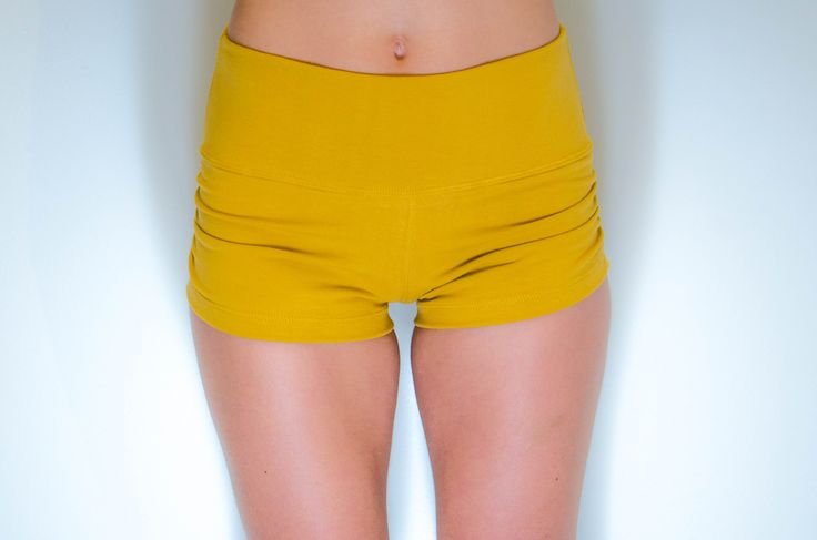 Fasten your practice with Gambea Justa Yoga Shorts!!!