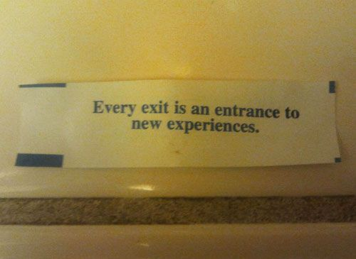 funny fortune cookie advice girlfriend