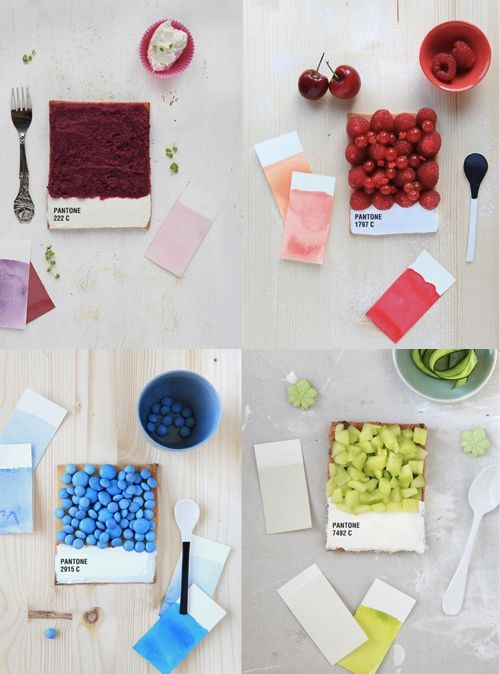 Palette culinaire by Emilie Guelpa