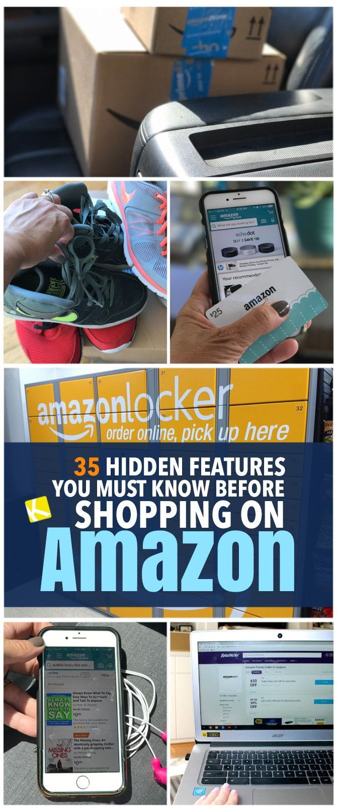 You probably consider yourself pretty familiar with Amazon, but I'm betting you don't know even half of these Amazon hacks.