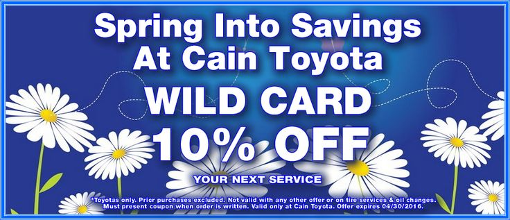 toyota oil change coupon burnsville