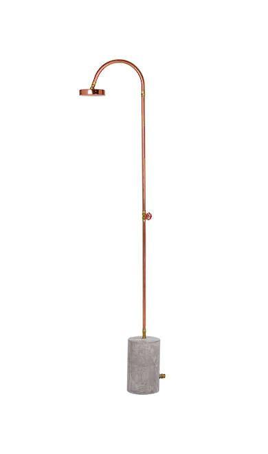 AQUART LUX - COPPER SHOWER