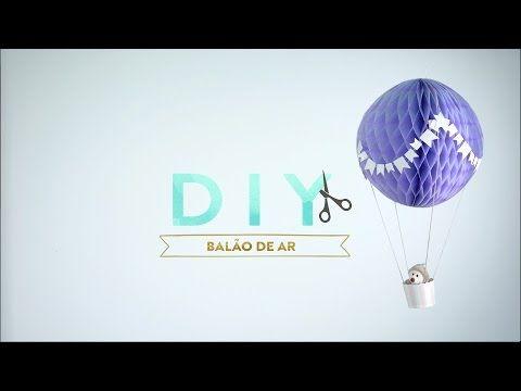 DIY Balão de ar para os pequenos | WESTWING