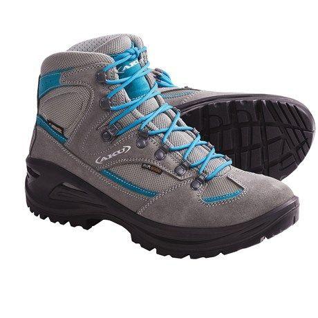 AKU Teton Gore-Tex® Hiking Boots - Waterproof (For Women) Hiking boots... mine are falling apart.