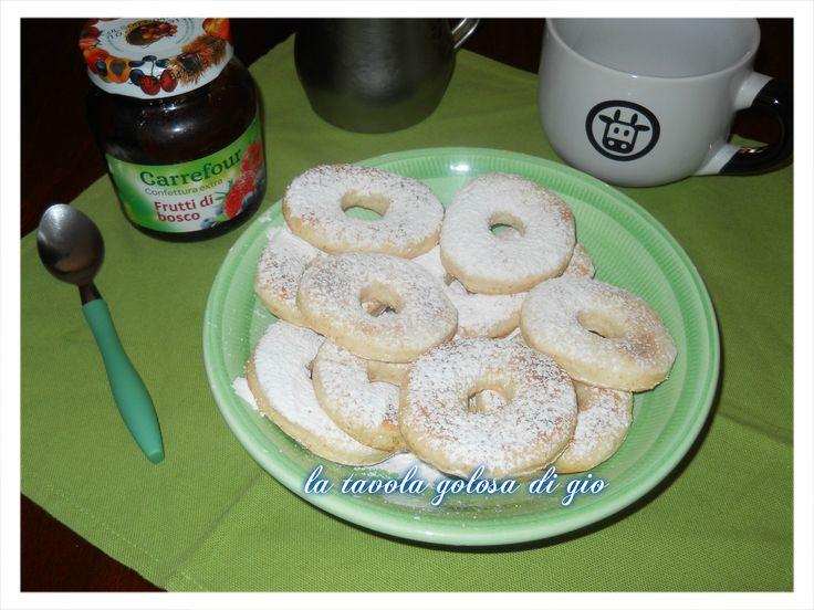 biscotti allo yogurt delicatissimi