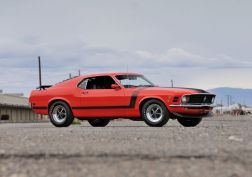1970 Ford Mustang Boss 302 Fastback Muscle Classic USA 4200x2790-11 wallpaper