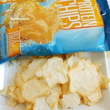 Quest Protein Chips Salt & Vinegar クエスト プロテインチップス|  #Quest #ProteinChips #クエスト #プロテインチップス #protein
