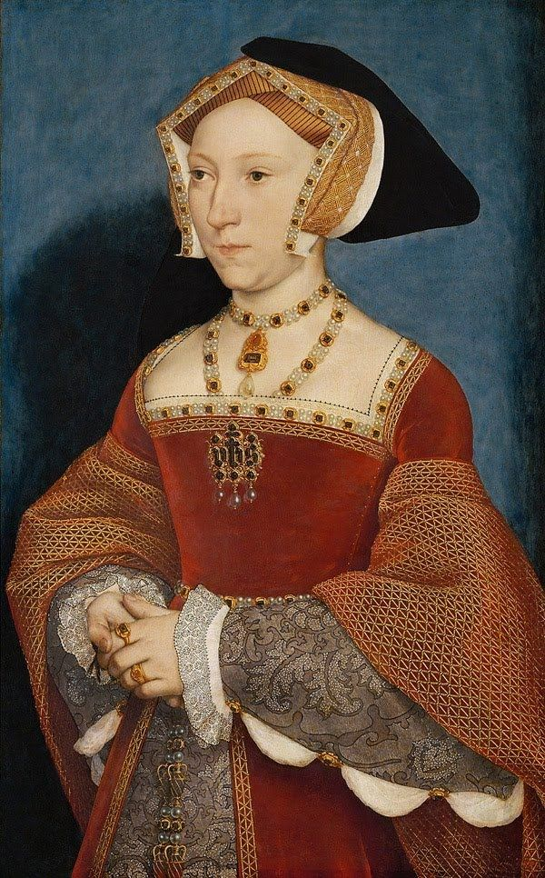 Hans Holbein the Younger (1497-1543). Portrait of Jane Seymour