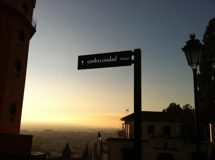 taken at Granada, Spain