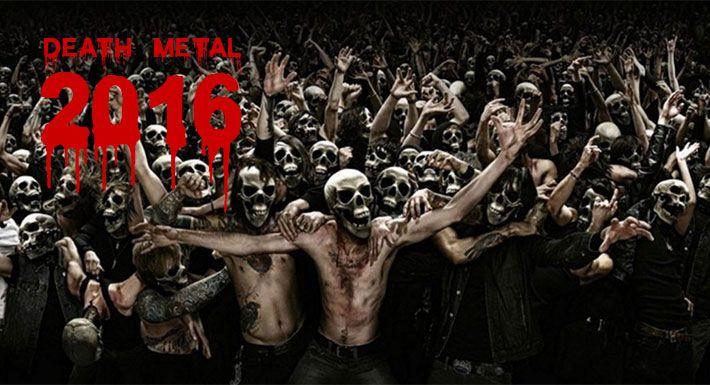 2016'da çıkması beklenen 10 Death Metal albümü #deathmetal