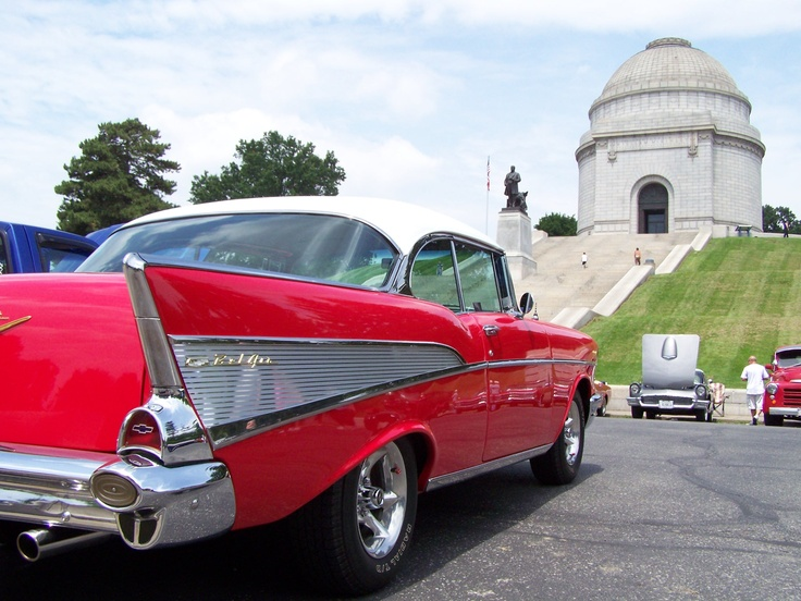 The 11th Annual Cruisin' Thru History Car Show will take place on the grounds of the McKinley National Memorial on June 23, 2012