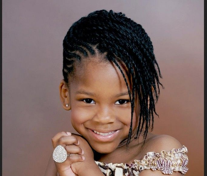 Cool 1000 Ideas About Black Children Hairstyles On Pinterest Hairstyles For Women Draintrainus