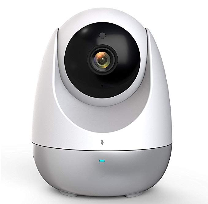 360 Dome PTZ Camera,1080p HD Pan/Tilt/Zoom Wireless Indoor Smart