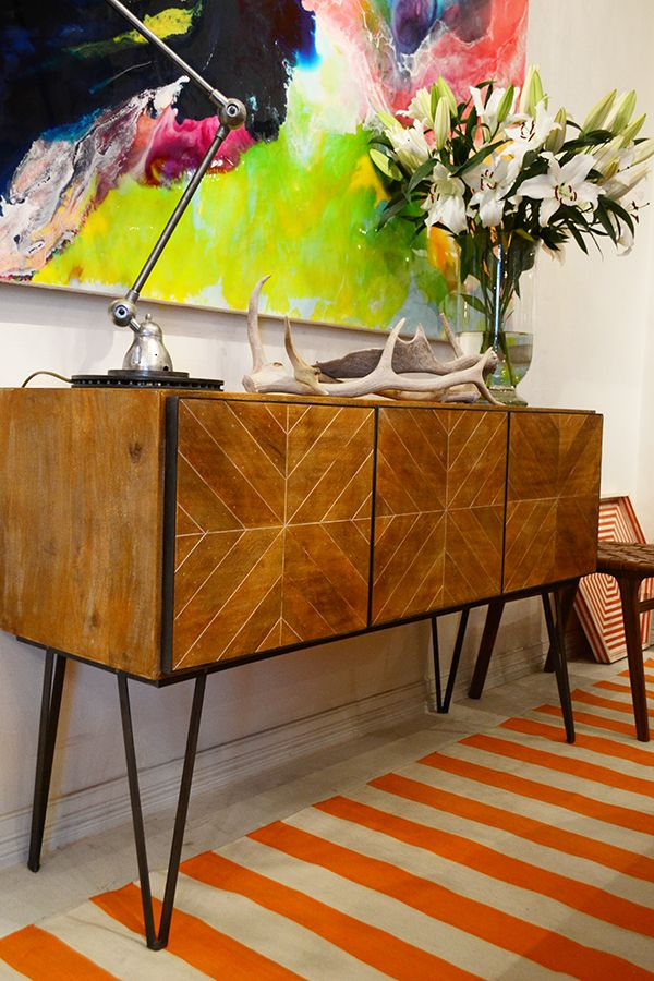 Fenton and Fenton sideboard