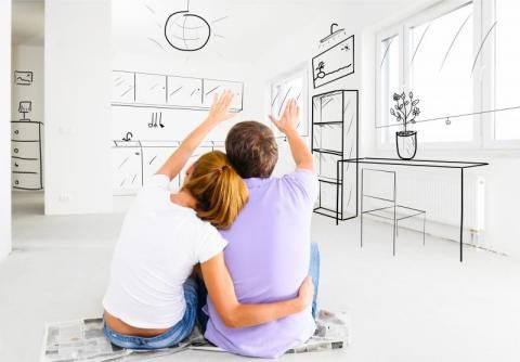 Checklist for moving in to a new home