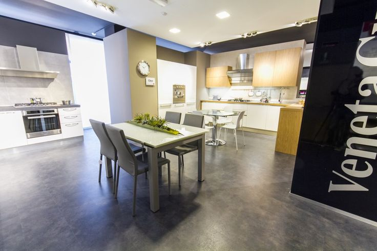 Area Veneta Cucine presso Domus arredi Lissone