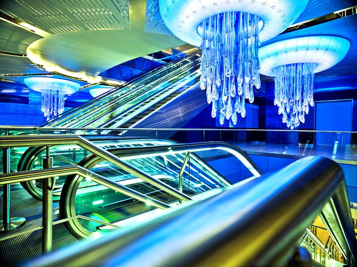 Recorrimos el mundo para presentarte las estaciones de metro más sorprendentes: http://www.gq.com.mx/bon-vivant/viajes/articulos/las-estaciones-de-metro-mas-lujosas-y-sorprendentes-de-todo-el-mundo/4479