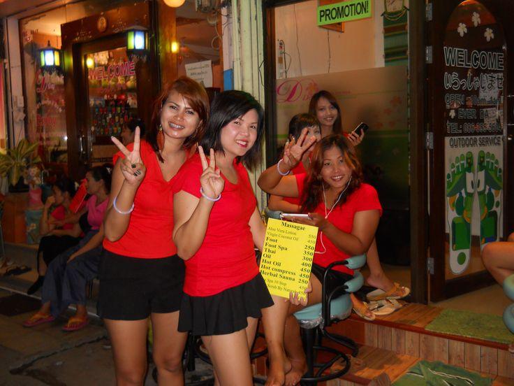 Bangkok Massage Girls  Happy Birthday From Bangkoks -5319
