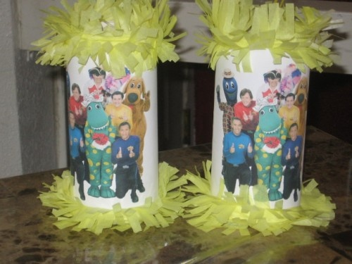 The Wiggles Party Favour