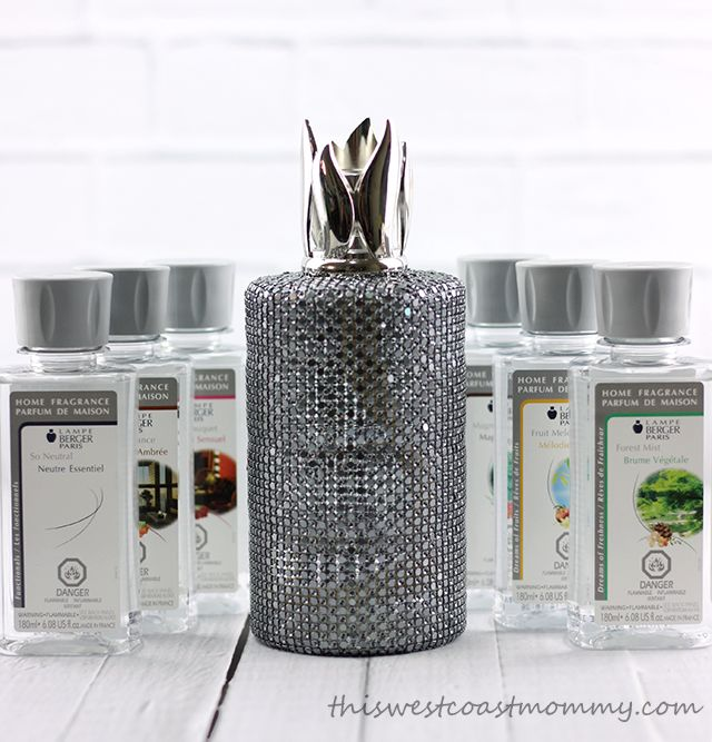 Lampe Berger Lamps And Fragrances Help Clean And Freshen