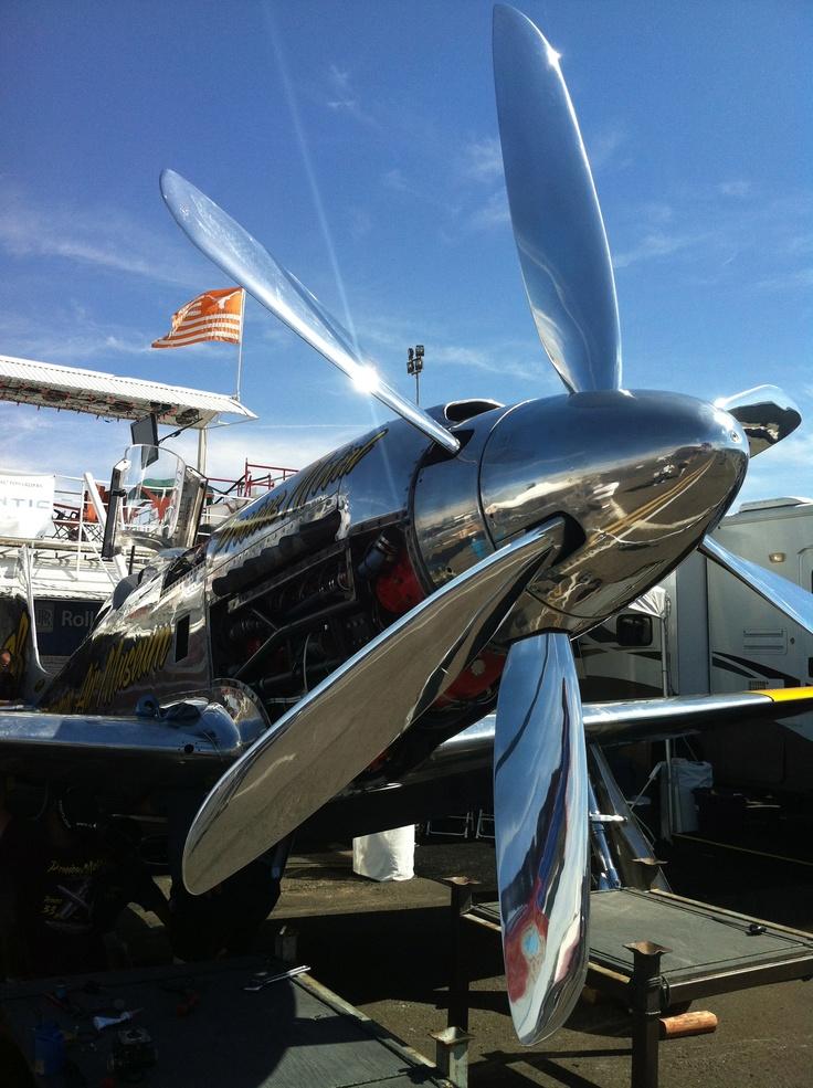Precious Metal at the 2012 Reno Air Races