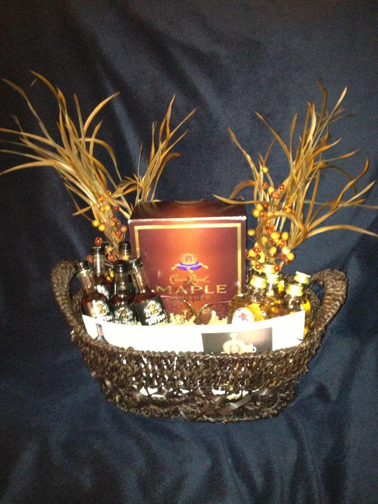 Raffle baskets