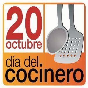 GASTRONOMÍA EN ZARAGOZA: 20 de Octubre. Día del Chef o Cocinero