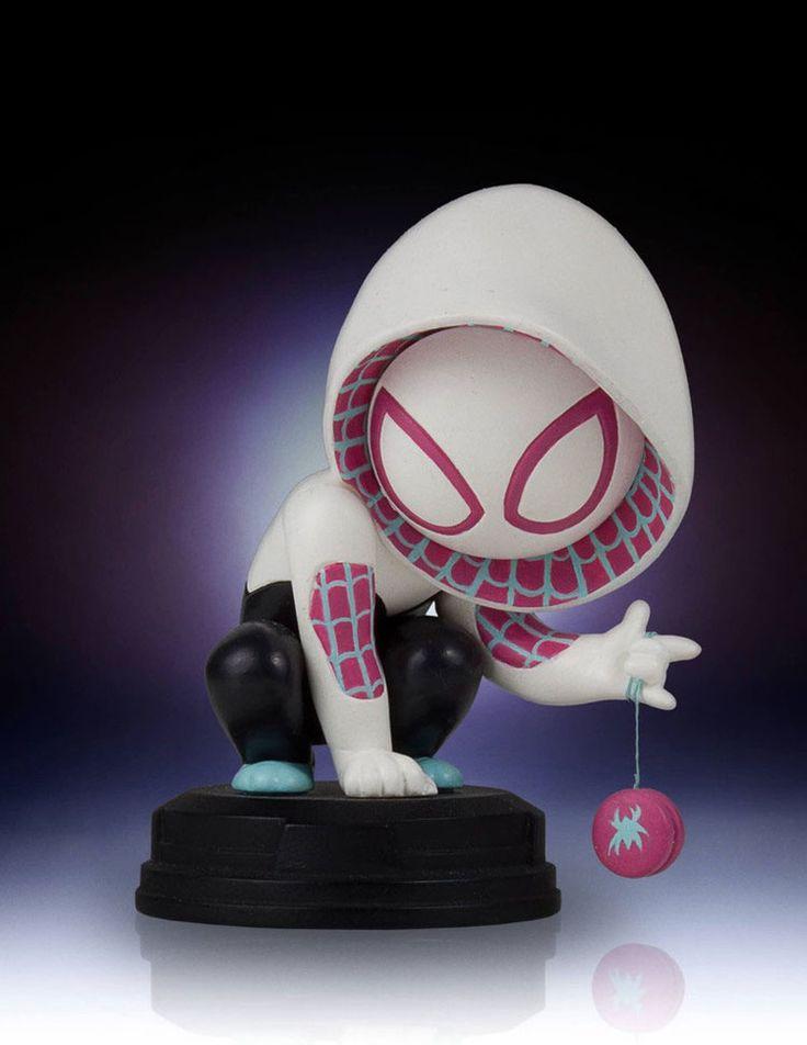 Marvel Comics Mini-Statue Spider-Gwen 9 cm