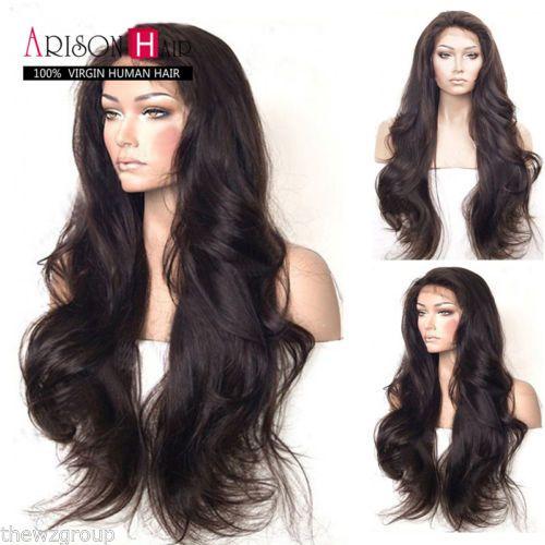 Hotsale-Glueless-Lace-Front-Human-Hair-Wigs-Peruvian-Virgin-Loose-Wave-Full-Wigs