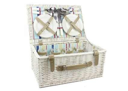 Picknickkorb Preston für 4 Personen