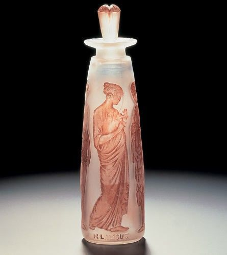 Lalique perfume bottle : Fragrance, Perfume Bottle, Vial, Perfum Bottles