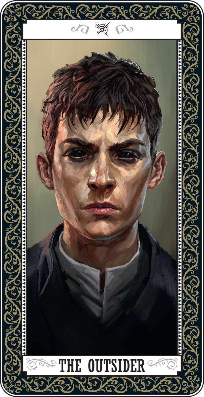 dishonored tarot deck - Google Search