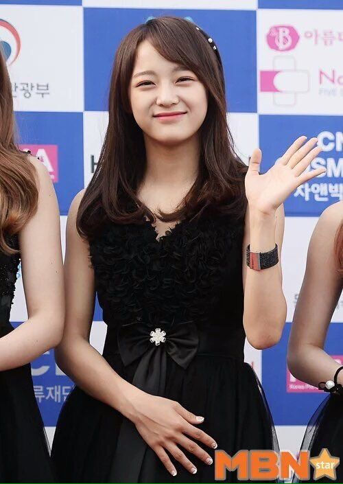 The one and only God Sejeong! #I.O.I #KimSejeong #AsiaModelAwards