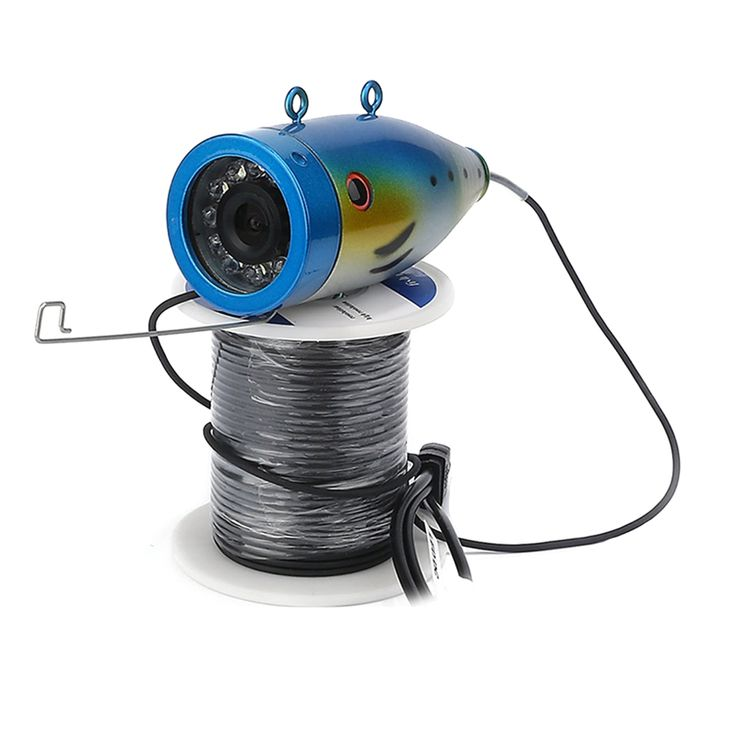 121.54$  Buy now - http://ali56o.worldwells.pw/go.php?t=32762632424 - 2.4G WIFI Wireless Fish Finder Waterproof 50M Underwater Fishing Camera Video Recorder APP For Fish Searching Deeper Fish Finder