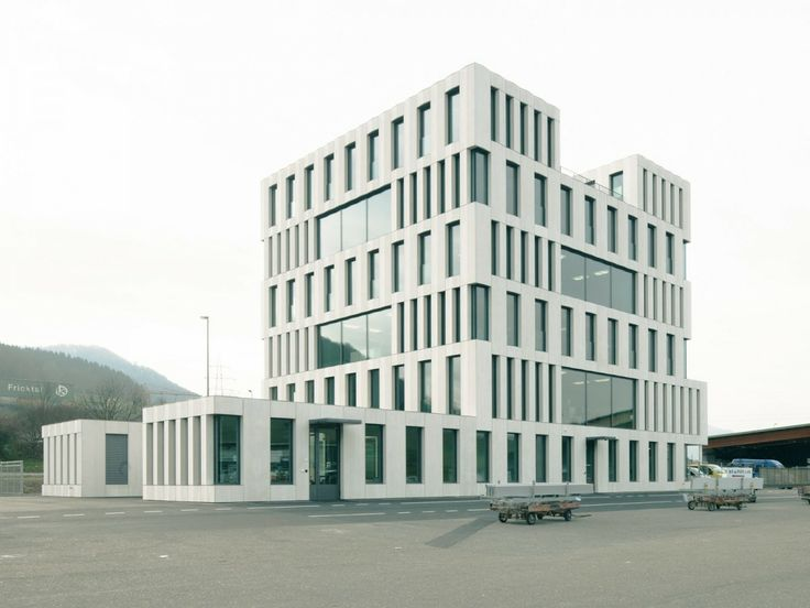 best architects architektur award // Niklaus Graber & Christoph Steiger Architekten / Neubau Hauptsitz Stahlton Bauteile AG / best architect...