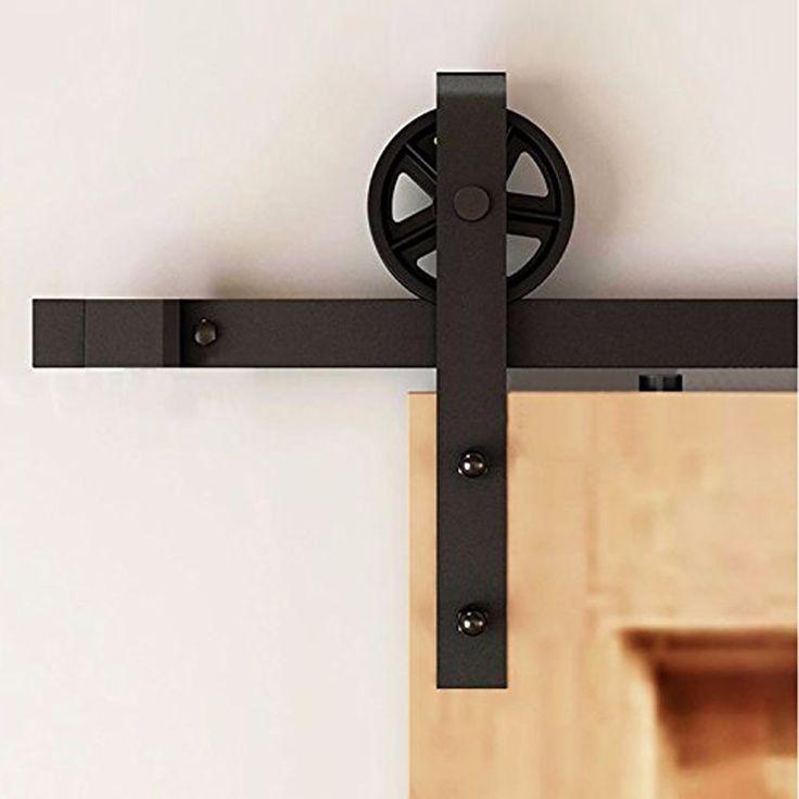 166 best Portes, portes et fen tres images on Pinterest Barn wood - guide porte coulissante placard