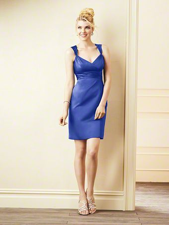 Alfred Angelo Bridal Style 7273S from Bridesmaids Cobalt