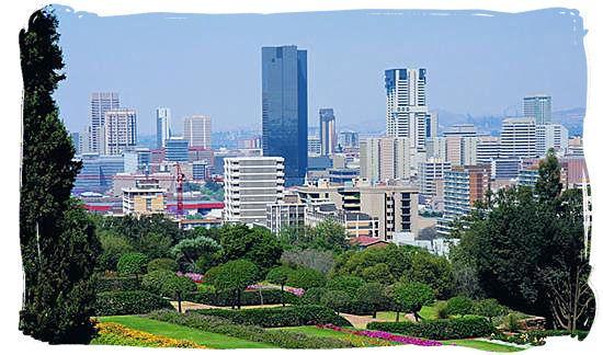 Pretoria - South Africa's Capital City