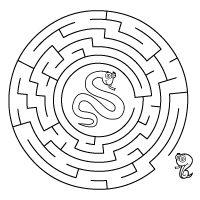 Kiddoland: Labirynt Węże