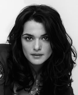 Rachel Weisz. Talented, smart, beautiful, and she's married to Daniel Craig.
