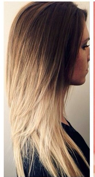 25 best ideas about reverse ombre hair on pinterest reverse ombre ombre style and blonde and. Black Bedroom Furniture Sets. Home Design Ideas