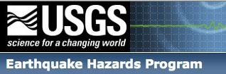 United States Geological Survey's (USGS) Earthquake Hazards Program as part of the effort to reduce earthquake hazard in the United States.