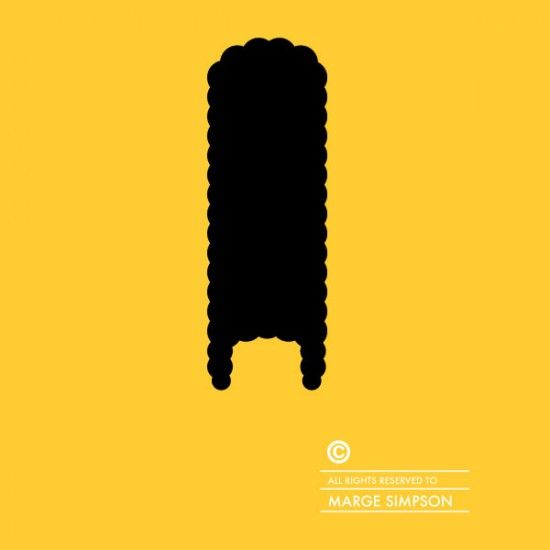 Guess who?? Famous Hair Posters by Patrícia Póvo