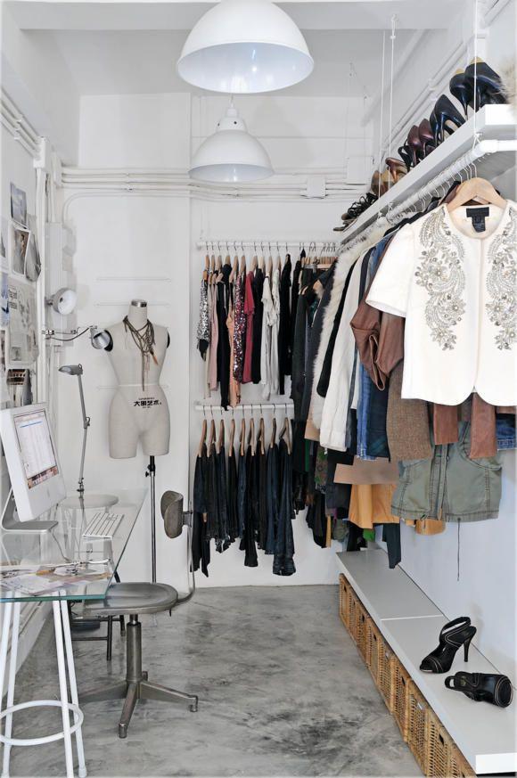 Begehbarer Kleiderschrank Dachschräge Planen ~ Begehbarer Kleiderschrank Candace Campos  Sheung Wan  Hong Kong