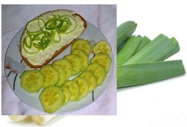 S cottage cheese a pórom., Nátierky, recept | Naničmama.sk