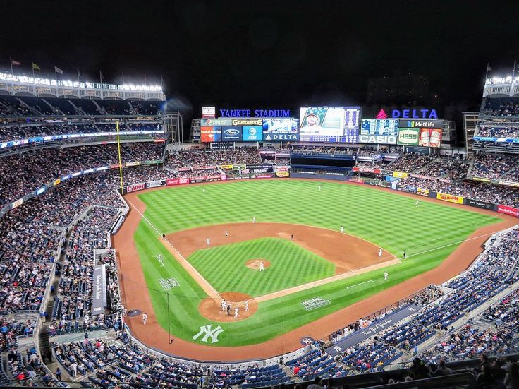Take me out to the ball game!  What an evening watching the @yankees shame about the score   #yankees #yankeestadium #nyyankees #nyc #newyorkcity #newyork #America #usa #baseball #ballgame #travel #sports